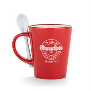 Picture of Youngevity Hot Chocolate and Coffee Mug